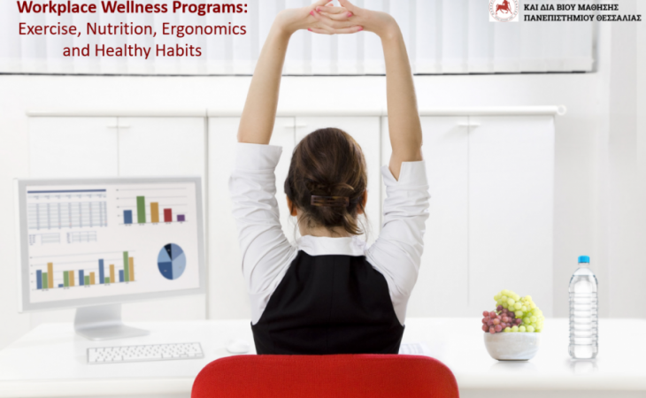 Workplace Wellness Programs: Exercise, Nutrition, Ergonomics and Healthy Habits